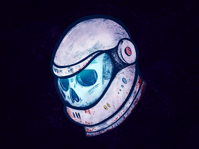 Severed Space Skull