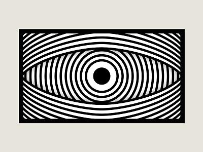 The Eye Pictogram art direction graphic design icon pictogram identity branding eye
