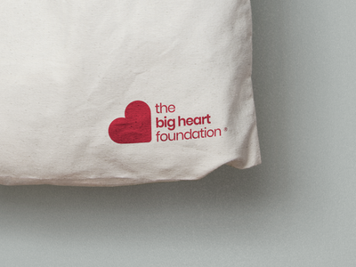 The Big Heart Foundation - Tote Bag