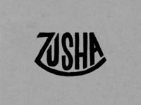 Zusha Band Logo Concept