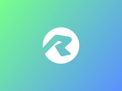 RaceSplitter Logo branding logo