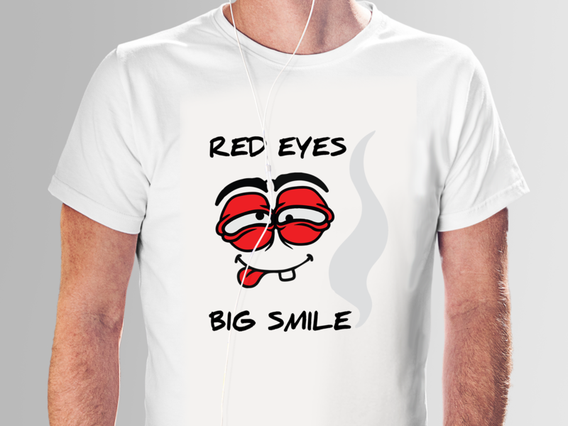 Smoker Tshirt Design tshirt design tshirt vibrant colors illustration minimal flat clean vector design