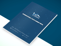 Organization Event Diary Cover Design