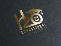H2O Education Consultancy Logo