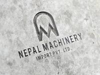 Nepal Machinery Imports Logo