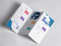 Tech Company Brochure Design