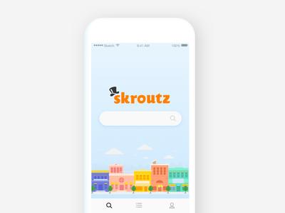 skroutz iOS app