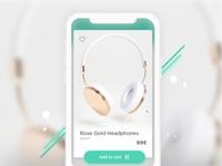 Leaf Fashion app Product View