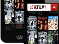LoveFilm iPhone App
