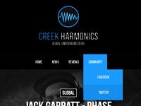 Creek Harmonics