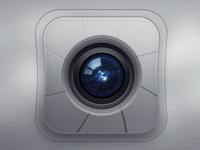 Camera Icon - Light Version
