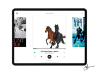 The All New Spotify Redesign - Tablet