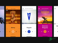 Introducing Player Theming on Spotify 2/2 - Spotify Redesign