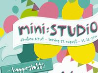 mini:STUDiO