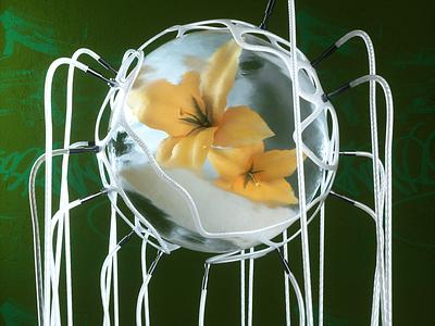 Healing Natures_003 conceptart 3dart artdirector styleframe cgi 3d digitalart illustration