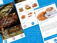 Mobile apps for restaurant