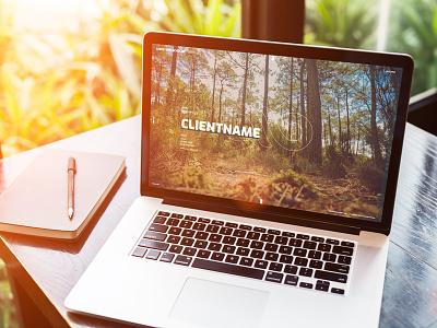 Redesign Own Website portfolio redesign webdesign uxdesign uidesign