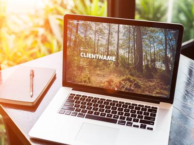 Redesign Own Website