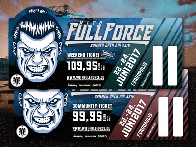 With Full Force 2017