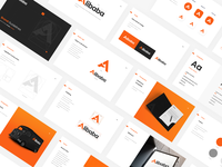Alibaba Brand Redesign