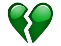 Broken Green Heart
