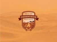 Badge Design | Desertside