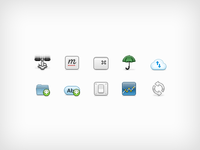 Toolbar Icons: The Set