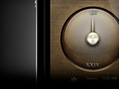 Meter ios meter metal iphone app interface design ui design taylor carrigan