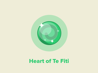 Heart Of Te Fiti from Moana
