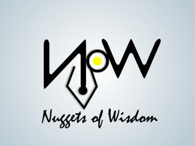 Nuggets of wisdom(Blog logo)