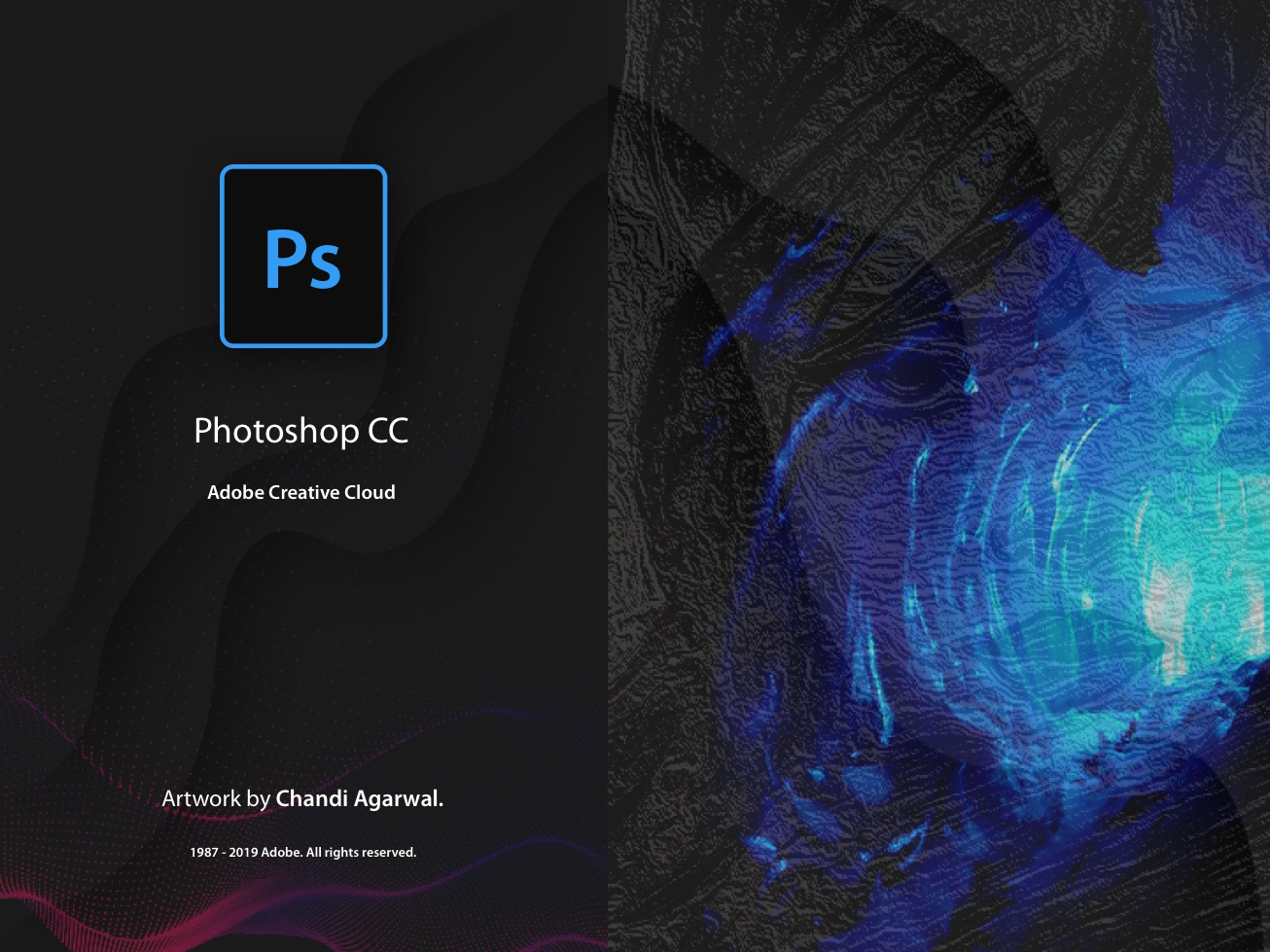 Photoshop Cover Design vector ui design ui design