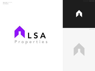 Alsa Logo Design