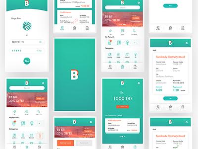 Pill Payment UI Design