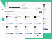 Web Admin UI 2020