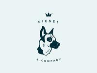 Pieseł & Company Logotype