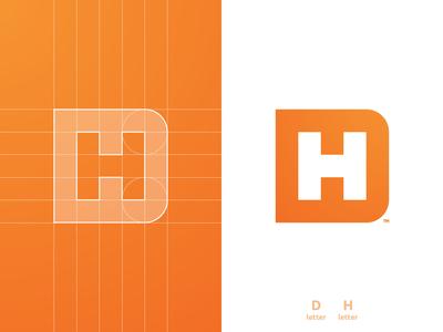DH Logomark Grid