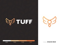 Tuff - Brand Identity Design