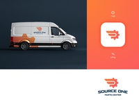 Source One - Brand Identity Design