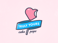 Truly Yours Cake Pops