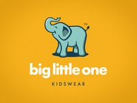 Big Little One - Logo Design