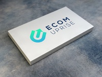 Ecom uprise business card