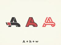 Ayoub Hussain - Logo Proposals