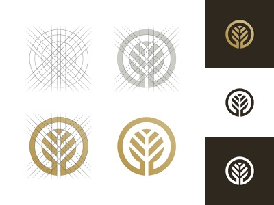 Elegacy Events - Grid Design brand creator geometric grid smart branding tree mark negative space logo legacy events identity designer icon design event managment company ee monogram initials e clever letters branch symbol