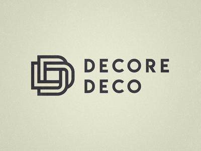 Decore Deco - Logo Design
