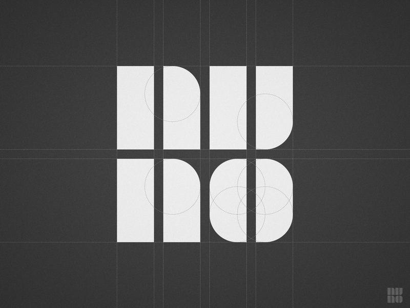 Nuno Melo Logo Grid By Adolfo Teixeira Dribbble Dribbble