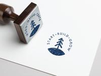 Start Build Grow - Logotype Design