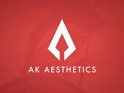 AK Aesthetics - Logotype Design
