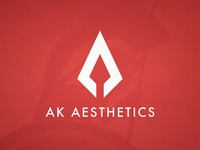 AK Aesthetics - Logotype Design