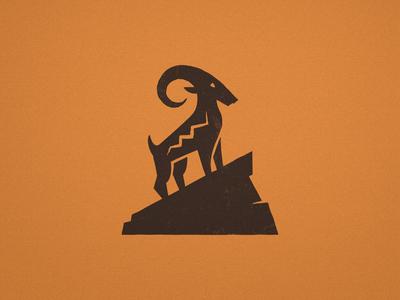 Aztec Goat - Logo Design