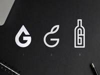 12 Groves - Logo Concepts